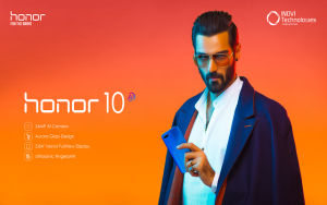 Get Ready to be Mesmerized by the Beauty of the #Honor10