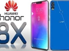 Huawei Honor 8X V-Shaped Notch Revealed On TENAA
