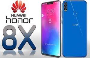 Huawei Honor 8X V-Shaped Notch Revealed On TENAA