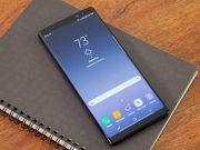 Metallic Copper Samsung Galaxy Note 9
