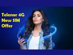 Telenor 4G SIM