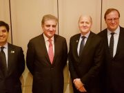 Telenor Group President & CEO Sigve Brekke Meets Foreign Minister in New York Appreciates Positive Economic Outlook in Pakistan