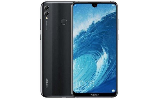Honor 8X Jumps up to an even Bigger Screen