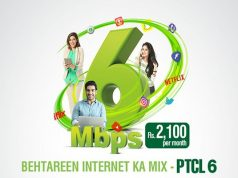PTCL Launches 6 Mbps Package with Free iFlix and Smart TV