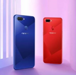 OPPO Launches A5 With Super Full Screen Display and Dual Cameras