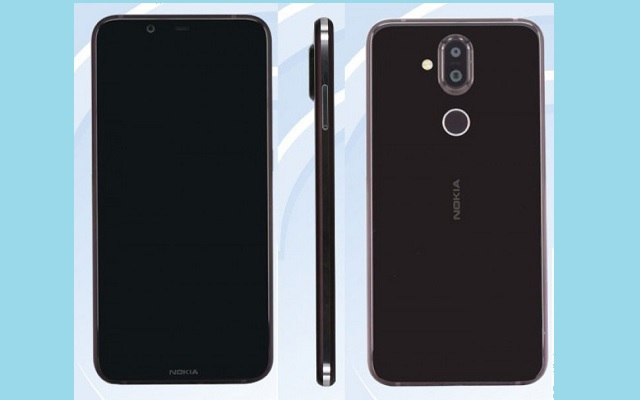 Alleged Nokia 7.1 Plus