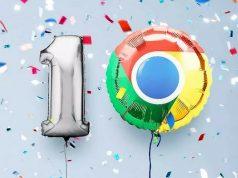 Chrome Celebrates 10 years