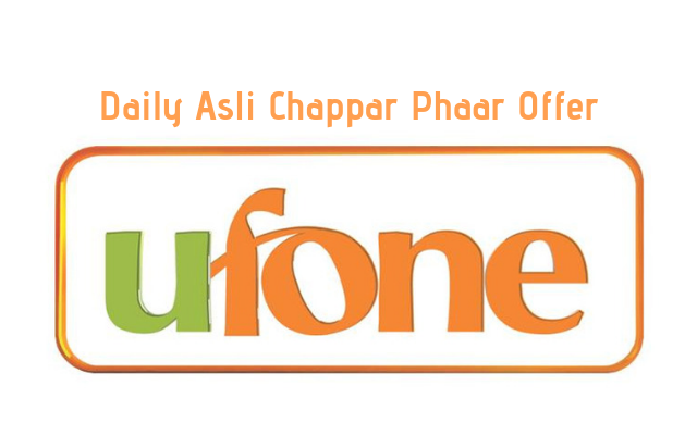Daily Asli Chappar Phaar Offer