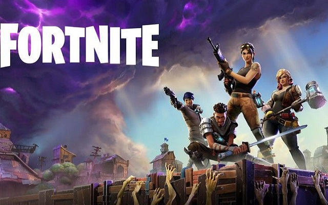 Fortnite android sony