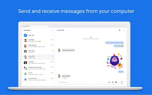 Google Introduces New Search Options in Android Messages App