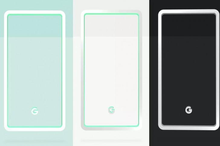 Google Pixel 3 Color Options