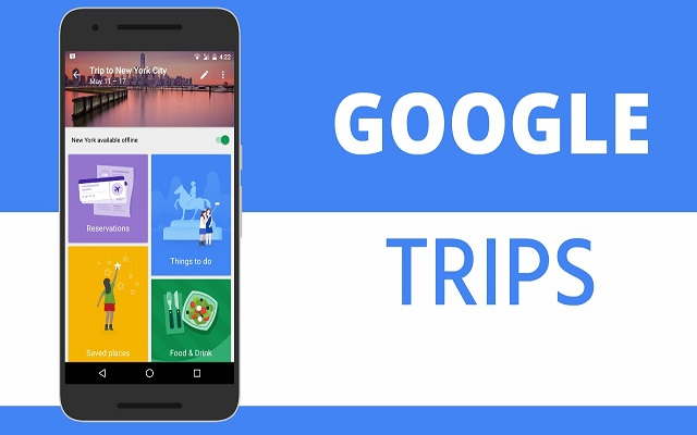 Image result for Google Trips