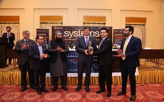 Systems Limited Recognized as 2018 Microsoft Country Partner of the Year for Pakistan