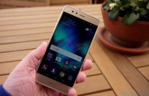 Mid-Range Huawei Smartphone