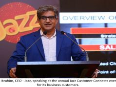"Jazz Celebrates its Valued Corporate Customers at ""Customer Connects"""