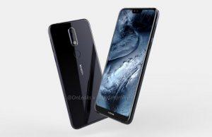Nokia 7.1 Plus Renders Show Dual Rear Camera Setup