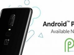 OnePlus 6 Getting Android 9