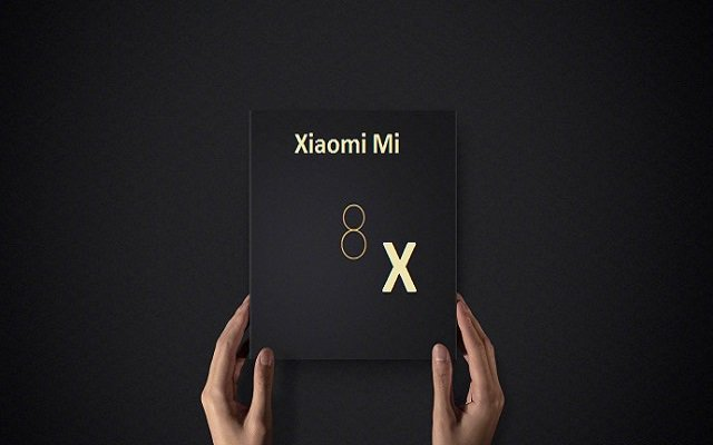 Xiaomi Mi 8X New Teaser Unveiled Twilight Gold Gradient