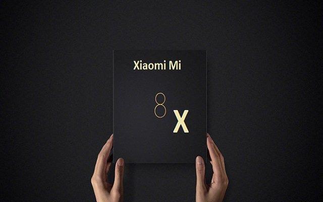 Xiaomi Mi 8X New Teaser Unveiled Twilight Gold Gradient