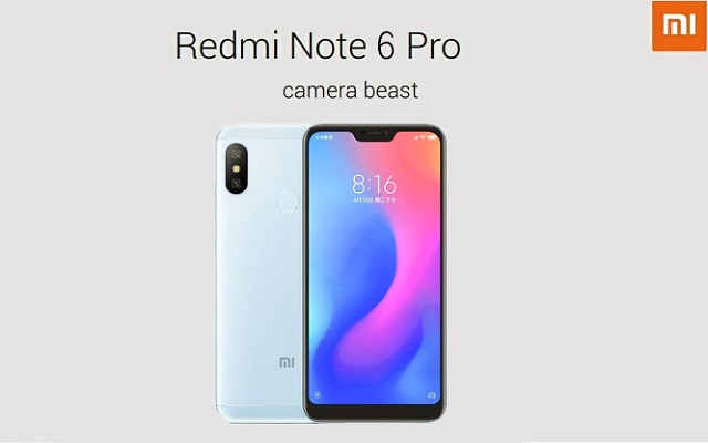 Redmi Note 6 Four Cameras Images Surfaced Online