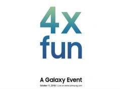 Samsung Galaxy Smartphone with 4 Cameras to Launch on October 11