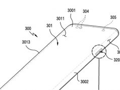 Samsung New Patents Reveal Curved Display with Hardware Key Cut-Outs