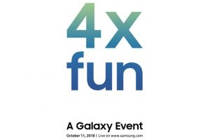"New Galaxy ""4x Fun"" Device"