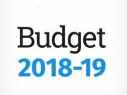 Federalbudget 2018-19 Pakistan