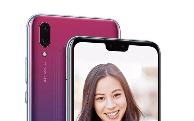 """Huawei Enjoy 9 Plus Render Shows 6.5"""" Notched Display"""