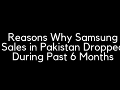 Reasons Why Samsung Sales in Pakistan Dropped During the Past 6 Months