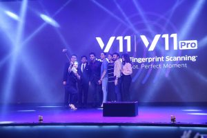 Vivo Launches the V11 & V11 Pro with an Immersive Design & In-Display Fingerprint Scanning in Pakistan