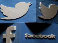 Shares Of Facebook & Twitter Fell After Their Defence In US Congress