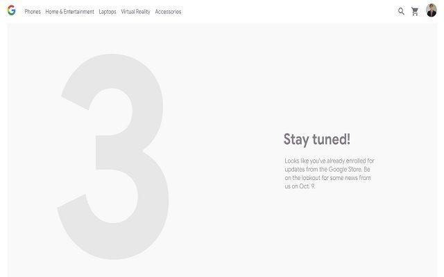 Google launches Pixel 3 Teaser- Simple & Unique