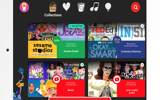 Approved content option for youtube kids will help parents to approved content option for youtube kids will help parents to control their watch malvernweather Gallery