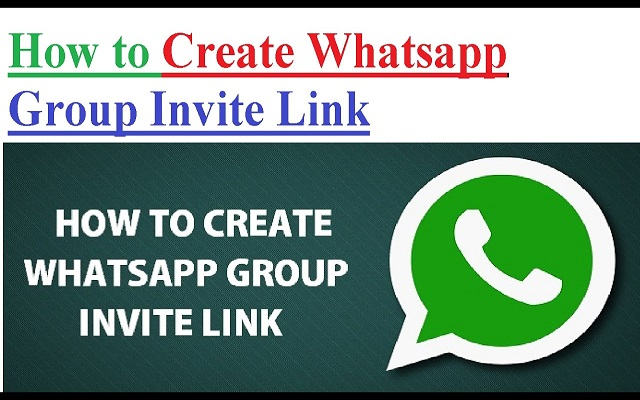 How to Create WhatsApp Group Invite Link