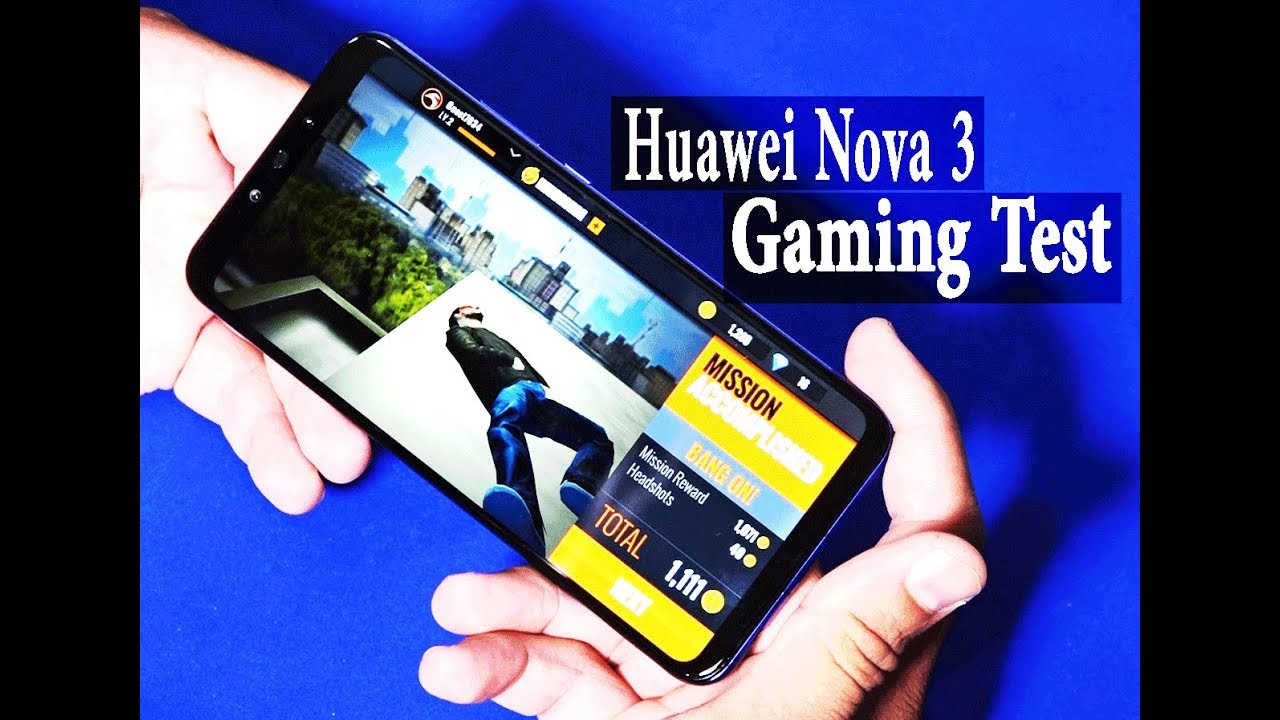 Photo of Huawei Nova 3 | Gaming Test