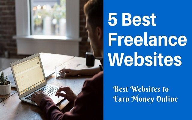 Top Five Freelancing Websites- Facilitating Freelancers in the Best Possible Way