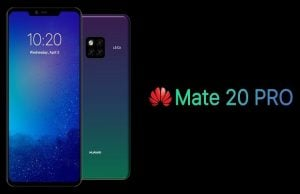Huawei Mate 20 Pro New Teaser Hints At Underwater Mode