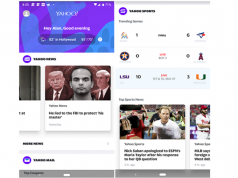 Yahoo Personalized Android App Released for Personalized News, Sports & Weather Updates