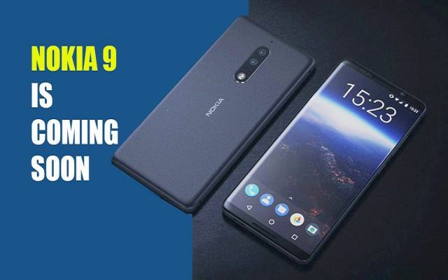 Nokia 9 Leaked Image Shows Six Cutouts At The Back