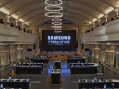 Samsung's Largest retail store