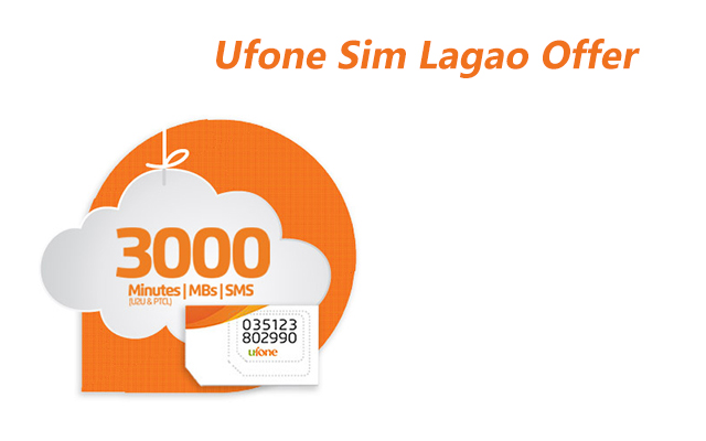 Photo of Ufone SIM Lagao Offer