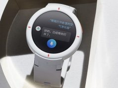 Huami launches a Smartwatch