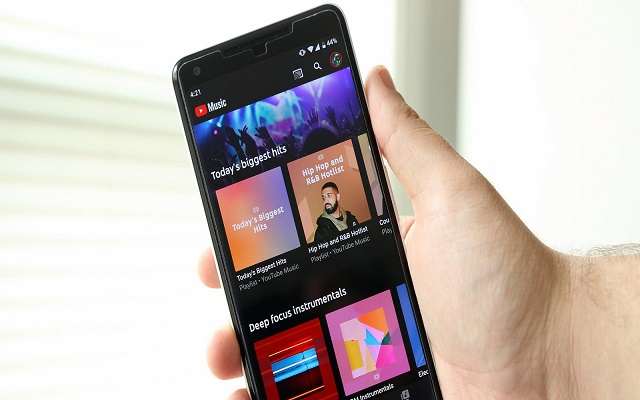 YouTube Music for Android adds Streaming Quality Controls