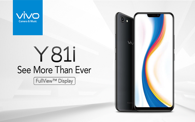 Vivo Launches the New Affordable Y81i Smartphone