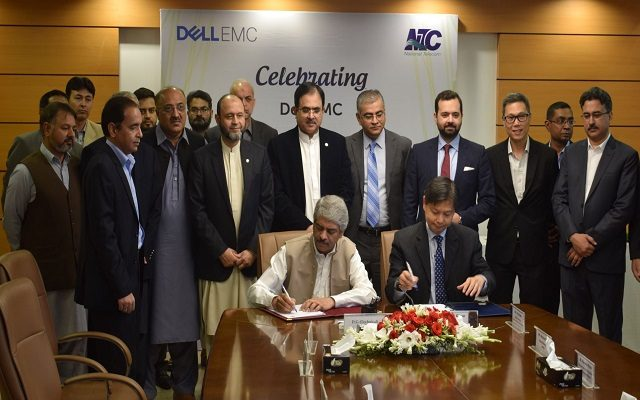 NTC SIGNS an Agreement with Dell EMC for Data Centers Infrastructure Solution Provider