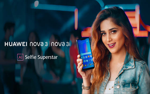 The Hottest Smartphone of the Season HUAWEI nova 3i gets a New Colour