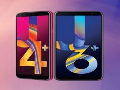 Samsung Launches Budget-Friendly Galaxy J4+ & J6+