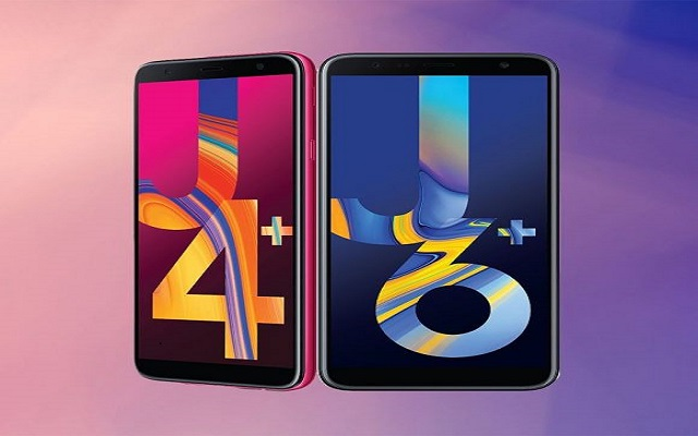 Samsung Launches Budget-Friendly Galaxy J4+ & J6+