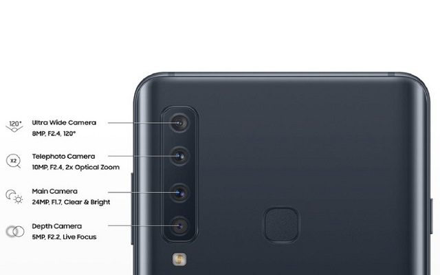 Samsung Galaxy A9 2018 With 4 Cameras To Launch Today Watch Livestream Here